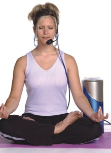 Your Personal Portable Oxygen/O2 Bar Concentrator with Headset